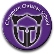 Claremore Christian School Logo