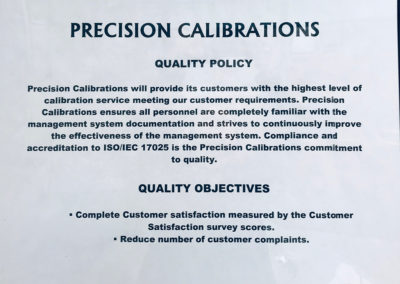 Onsite Calibration Services Oklahoma 12